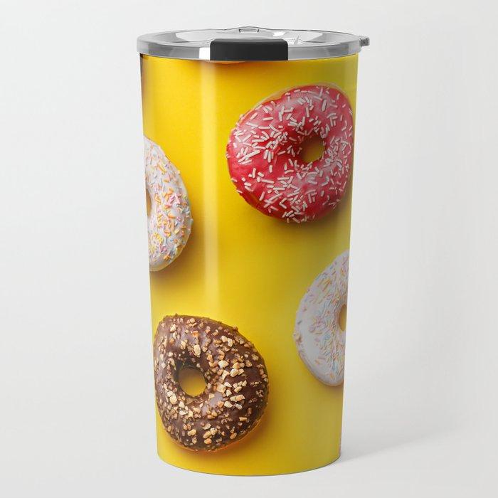 Donuts lovers Travel Mug