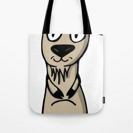 Lé Goat Tote Bag