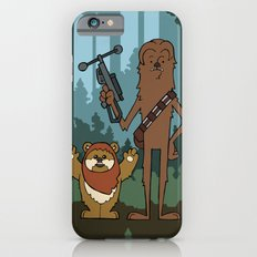 EP6 : Chewbacca & Widdle iPhone 6s Slim Case