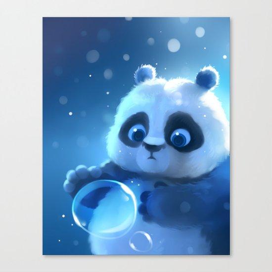 Panda '15 Canvas Print