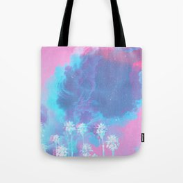 SUMMER WAVES II Tote Bag