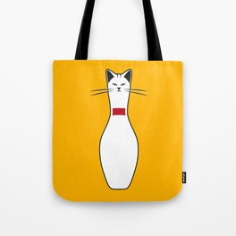 Alley Cat Tote Bag