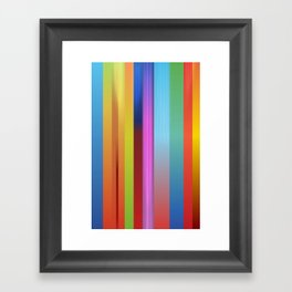Inspired for iPhone 5 Framed Art Print
