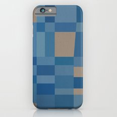 Palm Springs Blue iPhone 6s Slim Case