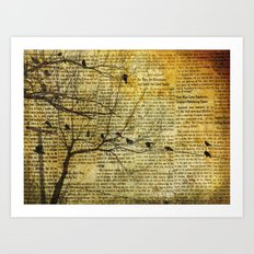 If They Could Read Art Print