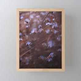 Grow Free, Grow Wild Framed Mini Art Print