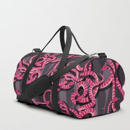 Snakes pattern 004 Duffle Bag