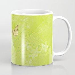 Emerging treasure from ghostly landscape Coffee Mug