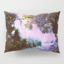 Enchanted Garden Path Pillow Sham