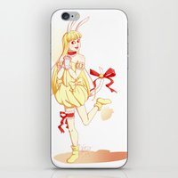mew iPhone & iPod Skins featuring Mew Berry by EpictheTitan