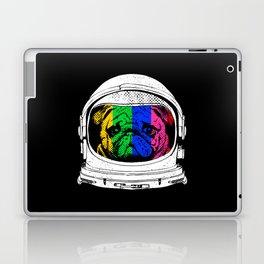 Astronaut Pug Laptop & iPad Skin