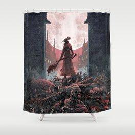bloodborne Shower Curtain