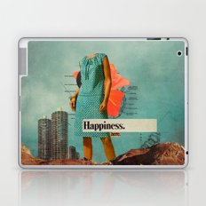 Happiness Here Laptop & iPad Skin