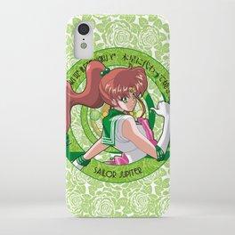 Sailor Jupiter - Crystal Intro iPhone Case