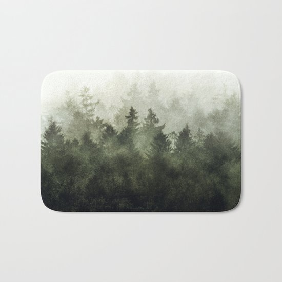 The Heart Of My Heart // Green Mountain Edit Bath Mat