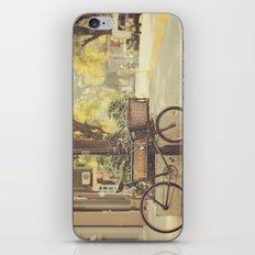 Bike I iPhone & iPod Skin