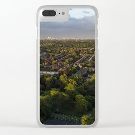 City Of London From Richmond Clear iPhone Case