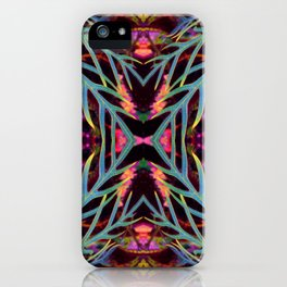 Found Colors Pattern iPhone Case