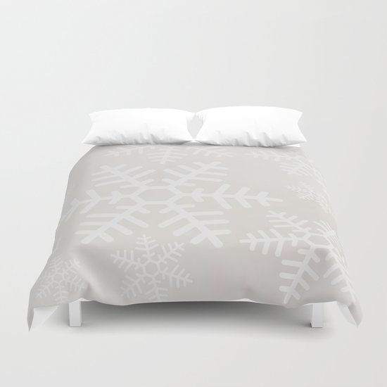 Winter Wander Duvet Cover
