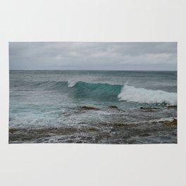 Crashing Wave, Turtle Bay Rug