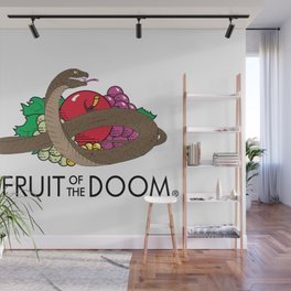 FRUIT OF THE DOOM Wall Mural