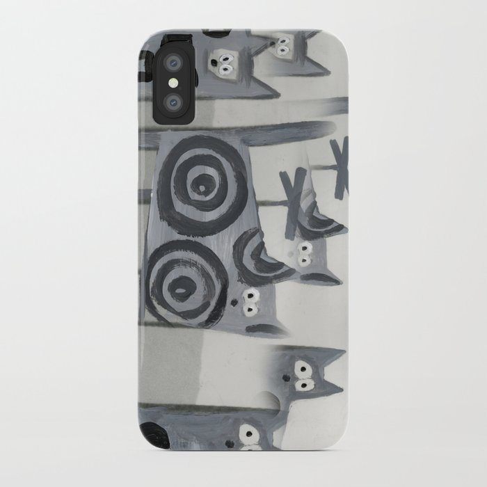 bunny's dream iPhone Case