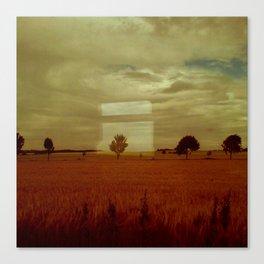 window seat II Canvas Print