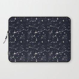 Zodiac Constellations - Aquarius Laptop Sleeve
