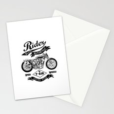 Rider Stationery Cards