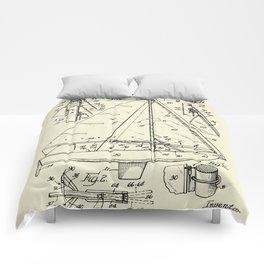 Sailing Rig 01-1967 Comforters