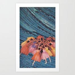 L' Art Print