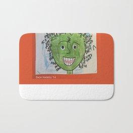 Zach Zach Zach- Children's Art Series Bath Mat