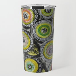 Flowers #7 Travel Mug