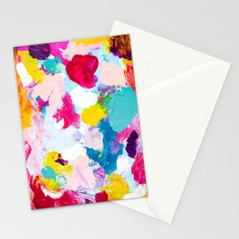 The origin on ideas Stationery Cards