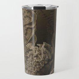 Vintage Sea Sponges Travel Mug
