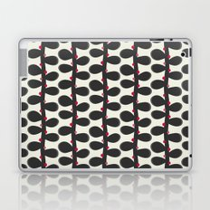 Like a Leaf [red spots] Laptop & iPad Skin