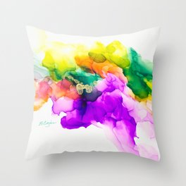 Take Me To Marakesh Throw Pillow