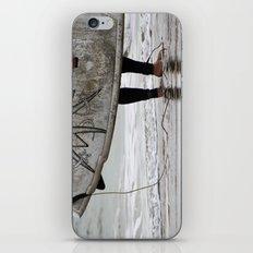 Surfboard 2 iPhone & iPod Skin