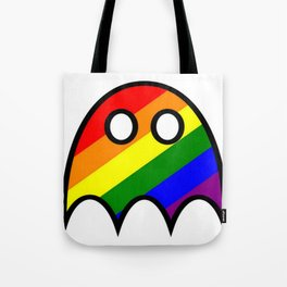 Boo The Gay Ghost Tote Bag