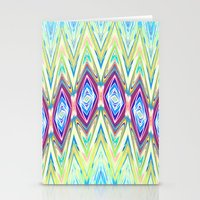 band Stationery Cards featuring Diamond Band  by Casey