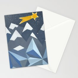 Shotting Star Stationery Cards