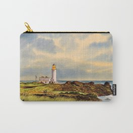 Turnberry Golf Course Scotland 9th Tee Carry-All Pouch