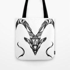 Signs of the Zodiac - Capricornus Tote Bag