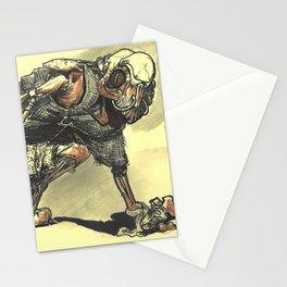 Panthera Monotooth Stationery Cards