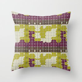 desert modernism 2.0 Throw Pillow