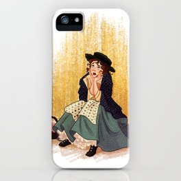 Wouldn't it be loverly? iPhone Case