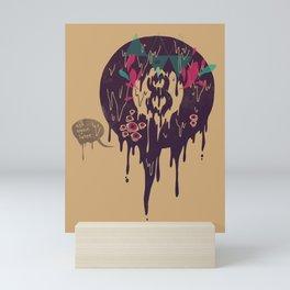 Bad Omen Mini Art Print