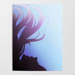 Mermaid's dream Poster