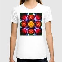 dna T-shirts featuring DNA 1 by Steve Purnell