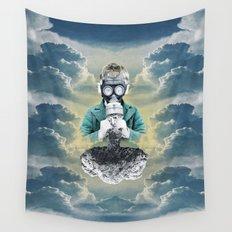 Breathe Easy Wall Tapestry